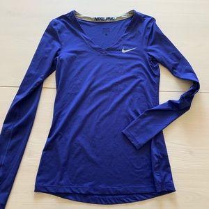 NWOT! Nike Pro DriFit long sleeve - Small